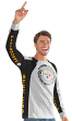 "Pittsburgh Steelers G-III NFL ""Big Hitter"" Men's Long Sleeve Slub Shirt"