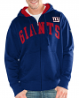 "New York Giants NFL G-III ""Huddle"" Full Zip Hooded Men's Sweatshirt"
