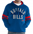 "Buffalo Bills NFL Men's G-III ""Striker"" Pullover Hooded Fleece Sweatshirt"