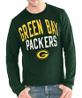 "Green Bay Packers G-III NFL ""Ringer"" Men's Long Sleeve Thermal Shirt"