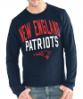 "New England Patriots G-III NFL ""Ringer"" Men's Long Sleeve Thermal Shirt"