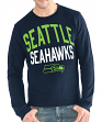 "Seattle Seahawks G-III NFL ""Ringer"" Men's Long Sleeve Thermal Shirt"