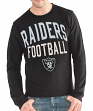 "Oakland Raiders G-III NFL ""Ringer"" Men's Long Sleeve Thermal Shirt"