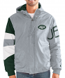 "New York Jets NFL Men's Starter ""Knockdown"" Full Zip Premium Hooded Jacket"