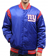 "New York Giants NFL Men's Starter ""The Enforcer"" Premium Satin Jacket"