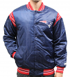 "New England Patriots NFL Men's Starter ""The Enforcer"" Premium Satin Jacket"