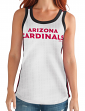 "Arizona Cardinals Women's G-III NFL ""Opening Kick"" Jersey Tank Top"