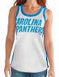 "Carolina Panthers Women's G-III NFL ""Opening Kick"" Jersey Tank Top"