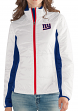 "New York Giants Women's NFL G-III ""Fullback"" Full Zip Quilted Jacket"