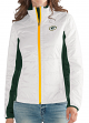"Green Bay Packers Women's NFL G-III ""Fullback"" Full Zip Quilted Jacket"