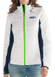 "Seattle Seahawks Women's NFL G-III ""Fullback"" Full Zip Quilted Jacket"