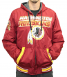 "Washington Redskins NFL G-III ""Hot Shot"" Full Zip Men's Reversible Sweatshirt"