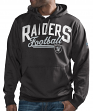 "Oakland Raiders NFL Men's G-III ""Rushing"" Pullover Hooded Fleece Sweatshirt"