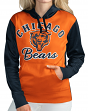 "Chicago Bears NFL Women's G-III ""Goal Kick"" Pullover Hooded Sweatshirt"