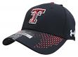 """Texas Tech Red Raiders Under Armour NCAA Sideline """"Accent"""" Stretch Fit Hat"""