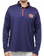 "Auburn Tigers Under Armour NCAA ""Driven"" Men's 1/4 Zip Pullover Shirt"