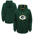 """Green Bay Packers Youth NFL """"Mach"""" Pullover Hooded Sweatshirt"""
