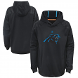 "Carolina Panthers Youth NFL ""Mach"" Pullover Hooded Sweatshirt"