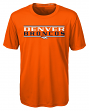 "Denver Broncos Youth NFL ""Hard Hit"" Performance Short Sleeve T-Shirt"