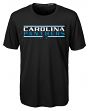 "Carolina Panthers Youth NFL ""Hard Hit"" Performance Short Sleeve T-Shirt"
