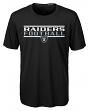 "Oakland Raiders Youth NFL ""Hard Hit"" Performance Short Sleeve T-Shirt"