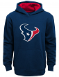 "Houston Texans Youth NFL ""Primary"" Pullover Hooded Sweatshirt"