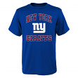 "New York Giants Youth NFL ""Gridiron Hero"" Short Sleeve T-Shirt"