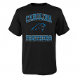 "Carolina Panthers Youth NFL ""Gridiron Hero"" Short Sleeve T-Shirt"