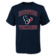 "Houston Texans Youth NFL ""Gridiron Hero"" Short Sleeve T-Shirt"