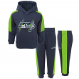 "Seattle Seahawks NFL Toddler ""Fullback"" Fleece Hoodie & Pants Set"