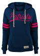 "New England Patriots Juniors NFL ""Varsity"" French Terry Hooded Sweatshirt"