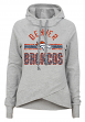 "Denver Broncos Juniors NFL ""Flow"" Funnel Neck Hooded Sweatshirt"