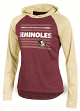 "Florida State Seminoles Women's NCAA Champion ""Pride"" Long Sleeve Hooded Shirt"