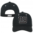 """New York Giants Youth NFL """"Black & White"""" Structured Adjustable Hat"""