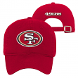 """San Francisco 49ers Youth NFL """"For the Team"""" Slouch Adjustable Hat"""