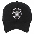 "Oakland Raiders Youth NFL ""For the Team"" Slouch Adjustable Hat"