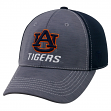 "Auburn Tigers NCAA Top of the World ""Upright"" Structured Mesh Hat"