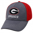 """Georgia Bulldogs NCAA Top of the World """"Upright"""" Structured Mesh Hat"""