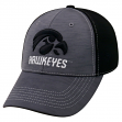 "Iowa Hawkeyes NCAA Top of the World ""Upright"" Structured Mesh Hat"