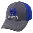 "Kentucky Wildcats NCAA Top of the World ""Upright"" Structured Mesh Hat"