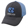 "North Carolina Tarheels NCAA Top of the World ""Upright"" Structured Mesh Hat"