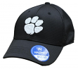 """Clemson Tigers NCAA Top of the World """"Parallax"""" Structured Mesh Hat"""