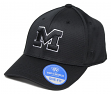 "Michigan Wolverines NCAA Top of the World ""Parallax"" Structured Mesh Hat"