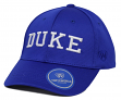 """Duke Blue Devils NCAA Top of the World """"So Clean"""" Structured Mesh Hat"""