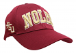 "Florida State Seminoles NCAA Top of the World ""So Clean"" Structured Mesh Hat"