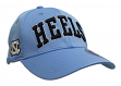 "North Carolina Tarheels NCAA Top of the World ""So Clean"" Structured Mesh Hat"