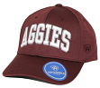"Texas A&M Aggies NCAA Top of the World ""So Clean"" Structured Mesh Hat"