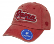 "Alabama Crimson Tide NCAA Top of the World ""Park"" Garment Washed Slouch Hat"