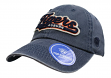 """Auburn Tigers NCAA Top of the World """"Park"""" Garment Washed Slouch Hat"""