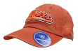"Clemson Tigers NCAA Top of the World ""Park"" Garment Washed Slouch Hat"